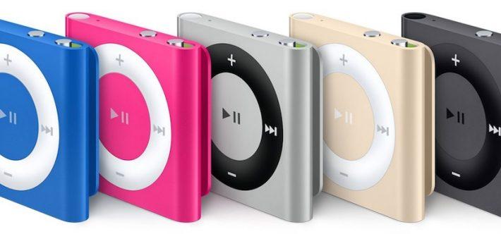 Doneer iPods